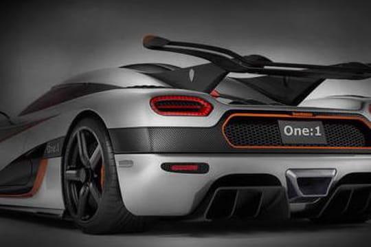 koenigsegg one 1 la future voiture la plus rapide et la plus ch re du monde linternaute. Black Bedroom Furniture Sets. Home Design Ideas
