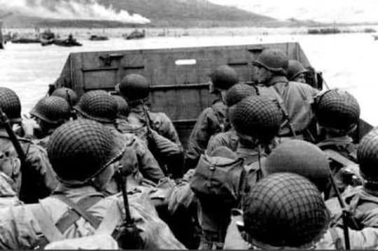 Du Débarquement à la Libération : 100 images d'archives exceptionnelles