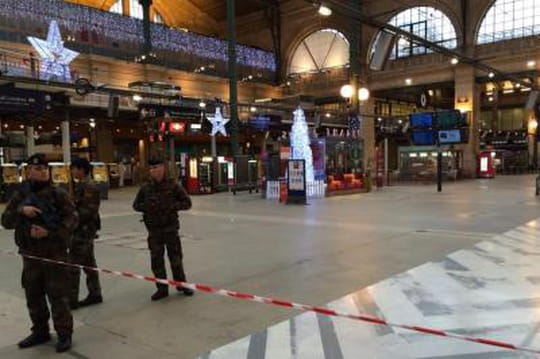 colis suspect 224 la gare du nord l incident termin 233
