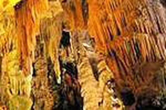 Stalactite et stalagmite