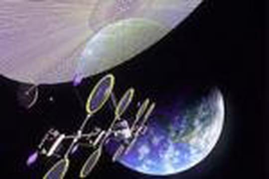 Satellite énergie solaire