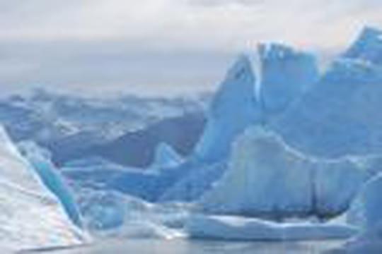Le mercure placé sous le contrôle de la banquise arctique