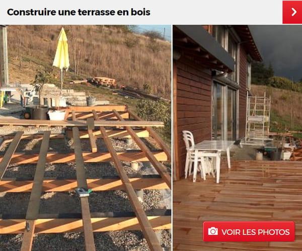 terrasse en bois infos et conseils fiche pratique. Black Bedroom Furniture Sets. Home Design Ideas