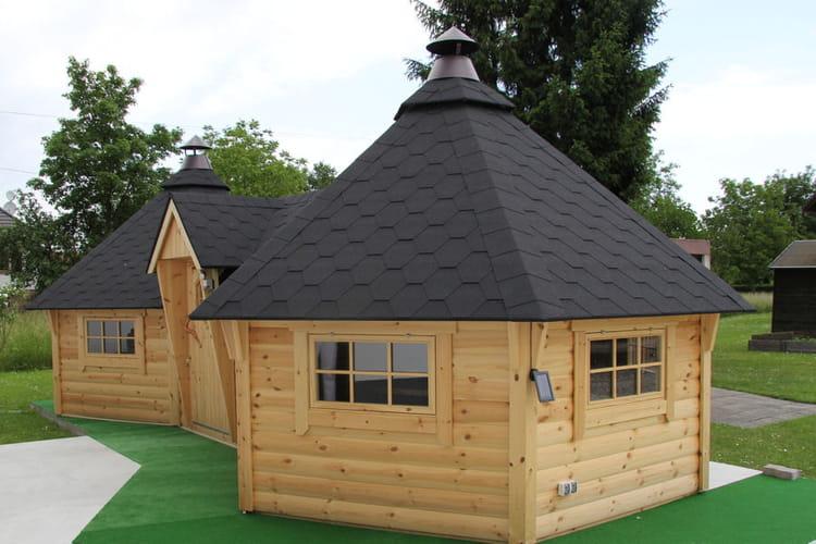 les kotas finlandais 10 maisons atypiques moins de 50. Black Bedroom Furniture Sets. Home Design Ideas