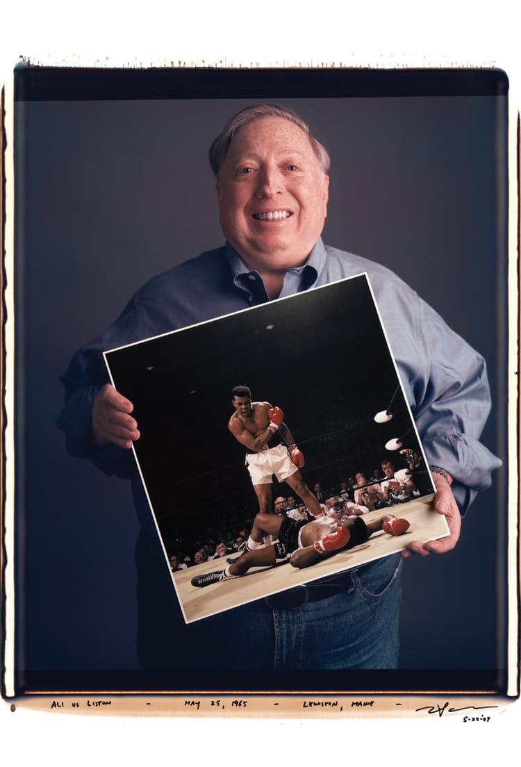 Le match de boxe controversé entre Ali et Liston : Qui se ... Neil Leifer