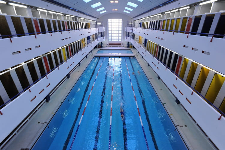Piscine ch teau landon xe arrondissement les 20 plus - Piscine paris 8eme arrondissement ...