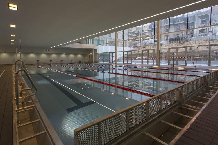 piscine beaujon viiie arrondissement les 20 plus belles