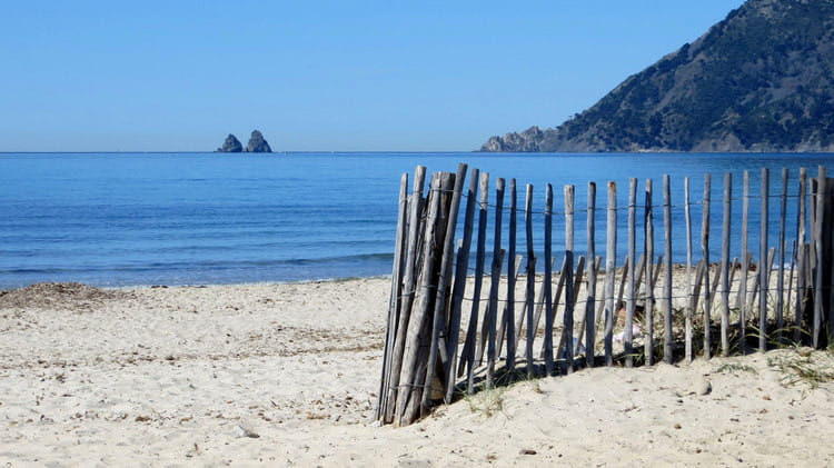 la plage des sablettes la seyne sur mer var les plus belles plages de m diterran e. Black Bedroom Furniture Sets. Home Design Ideas