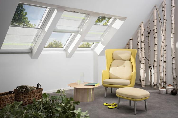 perche pour velux. Black Bedroom Furniture Sets. Home Design Ideas