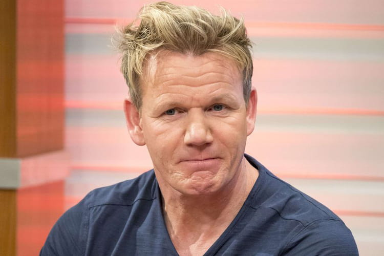 gordon ramsay il aurait pu se noyer ces stars ont. Black Bedroom Furniture Sets. Home Design Ideas