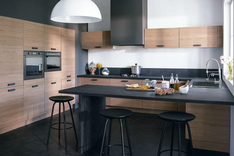 Une cuisine l gante des cuisines dans l air du temps for Alinea cuisine origin