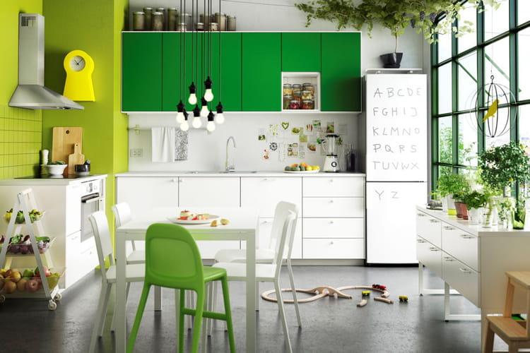 Meuble Chambre Bebe Ikea : Une cuisine moderne et familiale  Des cuisines dans l'air du temps