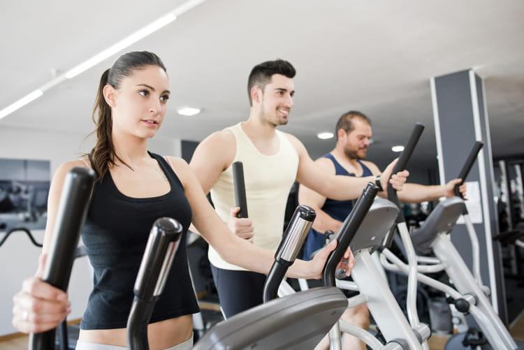 Le v lo elliptique un appareil complet cardio training les exercices pou - Velo elliptique cardio training ...