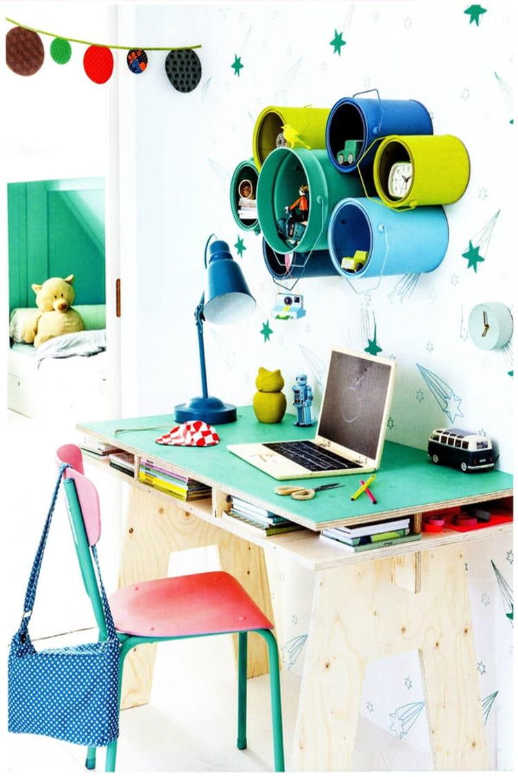 rangement boite de conserve d tournement d 39 objets des astuces pour se meubler peu de frais. Black Bedroom Furniture Sets. Home Design Ideas