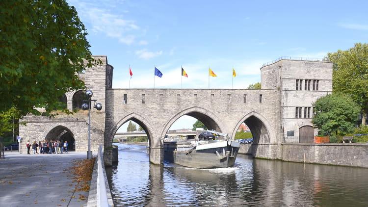 Le pont des trous tournai ces ponts extraordinaires qui ont fait l histoire linternaute - Salon de l erotisme tournai ...