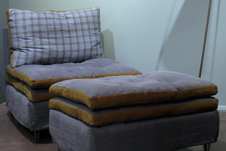 le fauteuil 2 en 1 beaux et confortables ces fauteuils. Black Bedroom Furniture Sets. Home Design Ideas
