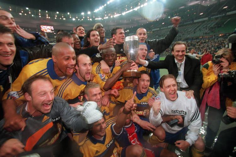 Le psg battu par gueugnon en finale de la coupe de la ligue - La finale de la coupe de la ligue ...