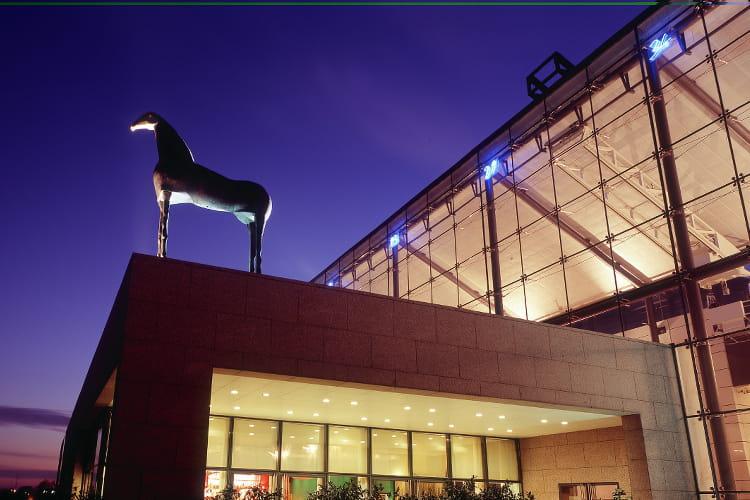 Mus e d 39 art moderne et contemporain de strasbourg alsace en hiver que voir que faire - Musee d art moderne strasbourg ...