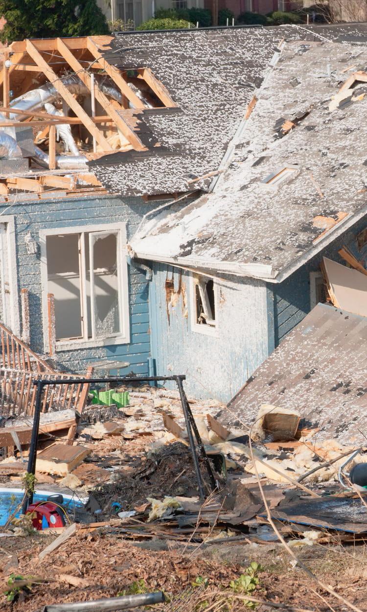 une catastrophe naturelle ces dangers qui menacent votre maison linternaute. Black Bedroom Furniture Sets. Home Design Ideas