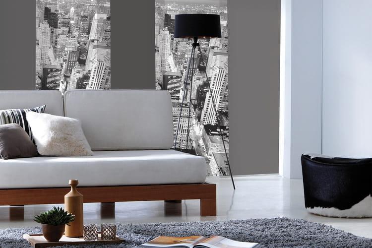 pour un style new yorkais. Black Bedroom Furniture Sets. Home Design Ideas