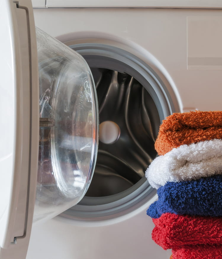 Un lave linge qui sent bon le propre des astuces pour for Linge qui sent bon