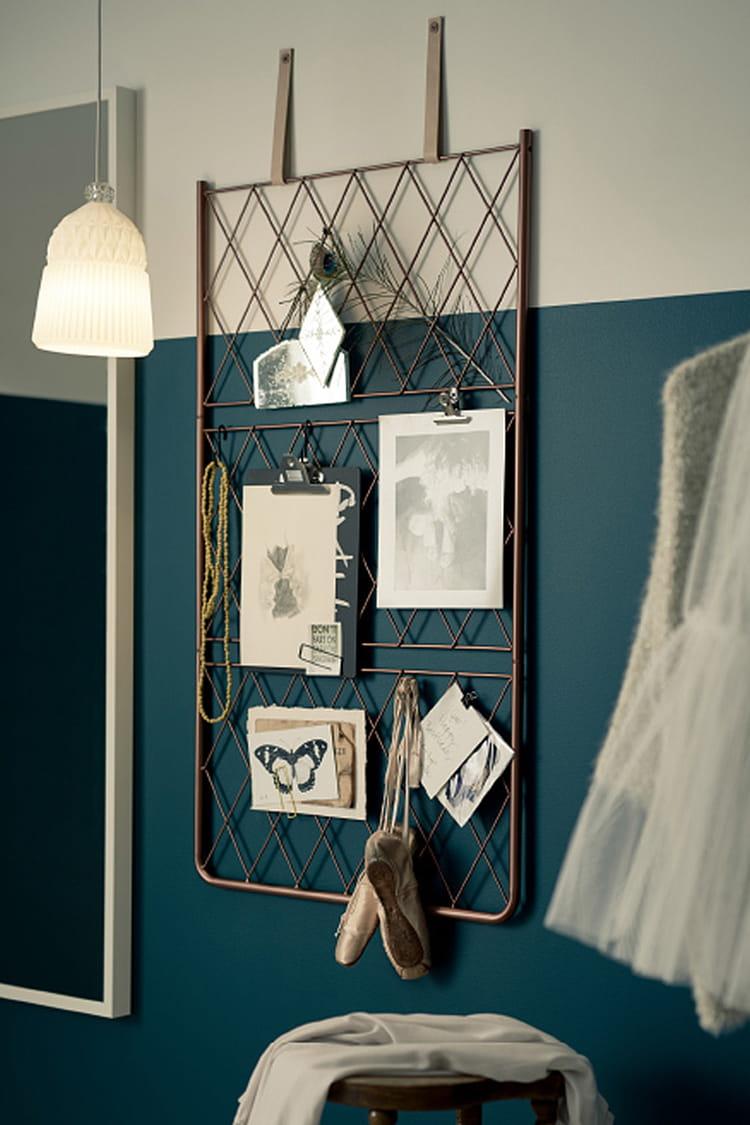 Fabriquer un tableau d 39 inspiration - Tableau metallique ikea ...