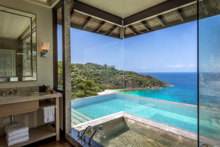 H tels de luxe les plus belles salles de bain linternaute - Rever de salle de bain ...