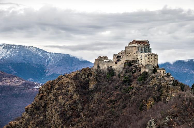 Susa ancienne ville française en Italie