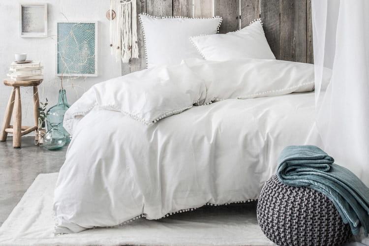 Mois du blanc 2017 notre s lection de jolies parures de lit - Mois du blanc 2017 ...