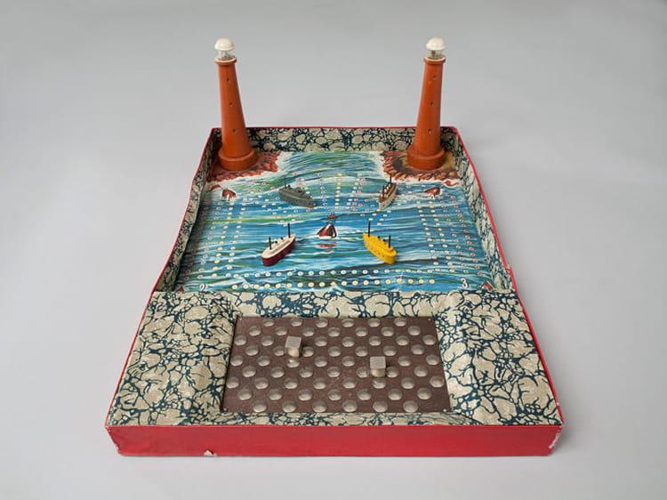 jeu de bataille navale les phares s 39 invitent au mus e de. Black Bedroom Furniture Sets. Home Design Ideas