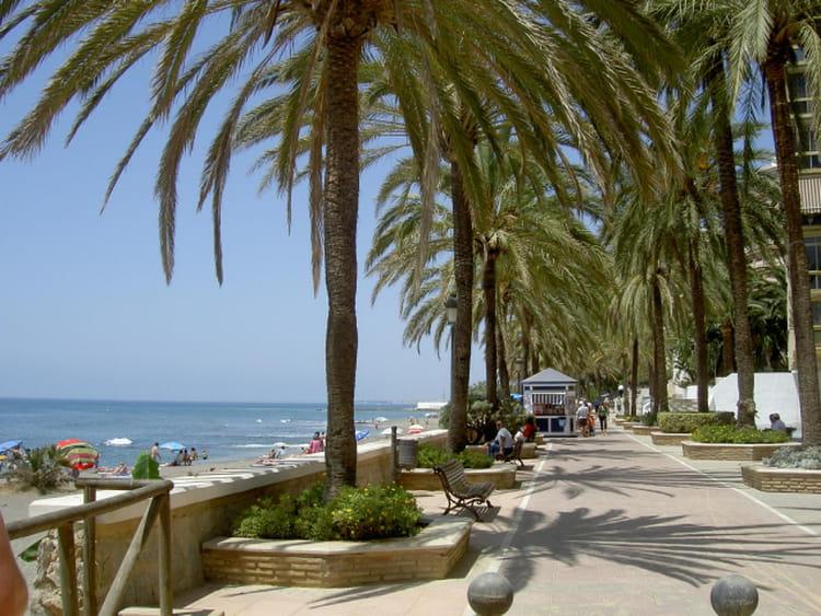 marbella le saint tropez espagnol les plus belles plages d 39 espagne linternaute. Black Bedroom Furniture Sets. Home Design Ideas