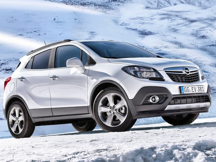 opel mokka voiture de l 39 ann e 2013 les candidates linternaute. Black Bedroom Furniture Sets. Home Design Ideas