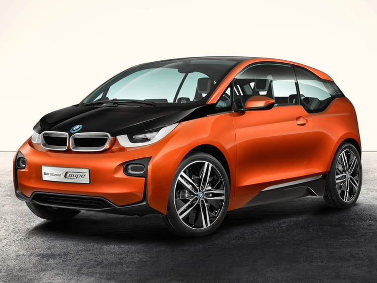bmw i3 nouveaut s automobiles 2013 les mod les qui arrivent sur le march linternaute. Black Bedroom Furniture Sets. Home Design Ideas
