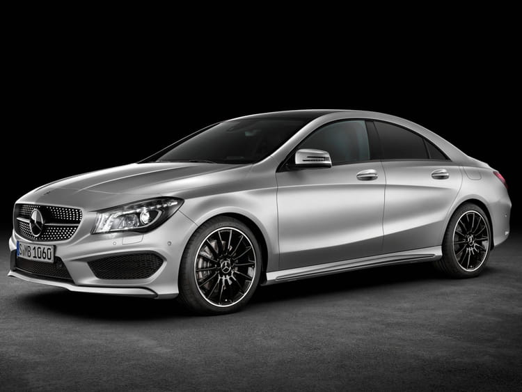 Mercedes-Benz CLA : Classe A coupé