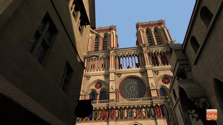 Depuis La Rue Neuve   Des Images De Paris Au Moyen Age