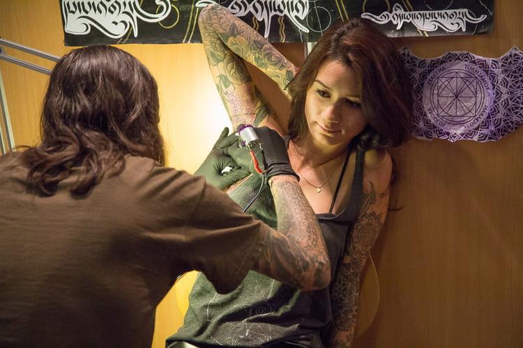Autant de femmes que d 39 hommes mondial du tatouage les plus beaux tatou s linternaute - Les plus beaux tatouages femme ...