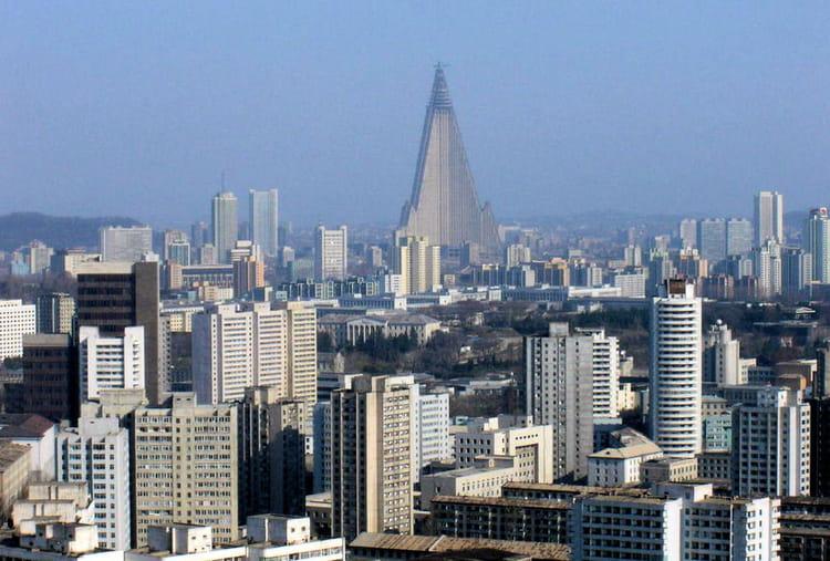 pyongyang capitale de coree du nord