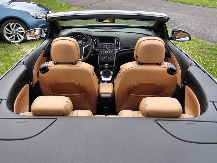 cabriolet 4 places test opel cascada des atouts en cascade linternaute. Black Bedroom Furniture Sets. Home Design Ideas