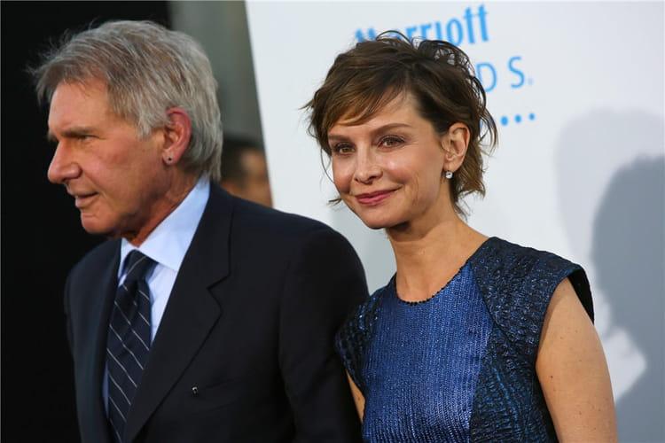 Calista Flockhart couple