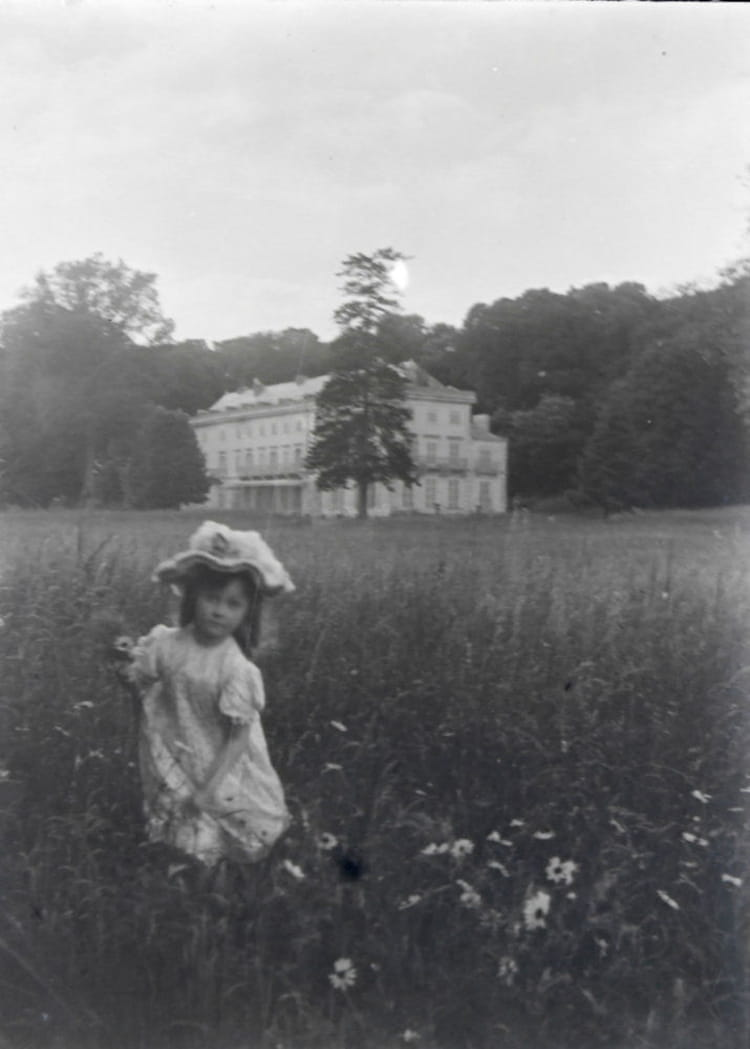 Un ch teau toujours debout des photos centenaires au destin incroyable li - Chateau villiers le bacle ...