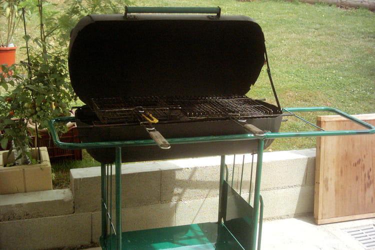 Un barbecue de r cup ration les plus belles id es de barbecue fabriquer soi m me linternaute - Barbecue exterieur a faire soi meme ...