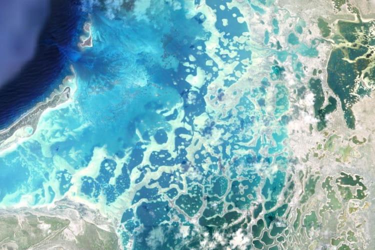 Kiribati : le plus vieux lagon du monde