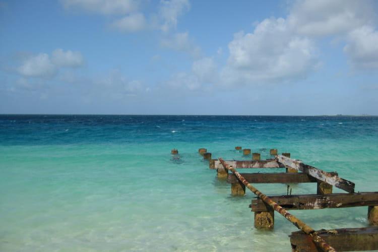 Kiribati et la mer