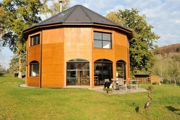 Une maison bioclimatique - La maison bioclimatique ...