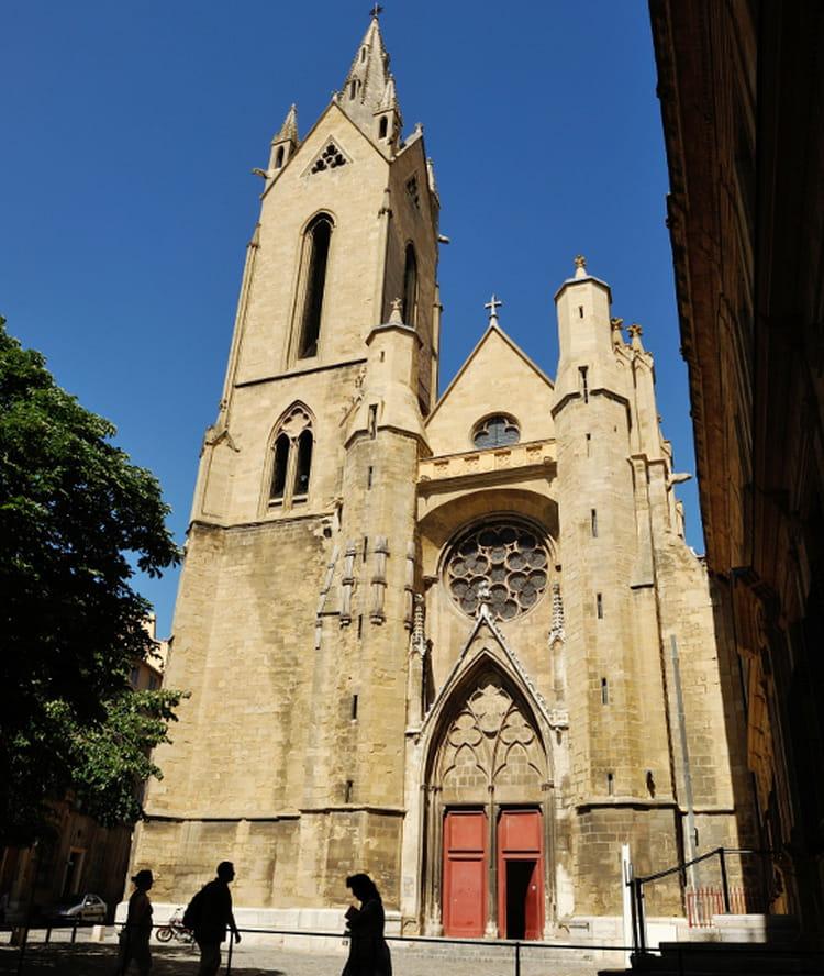 Aix-en-Provence : Eglise Saint-Jean-de-Malte
