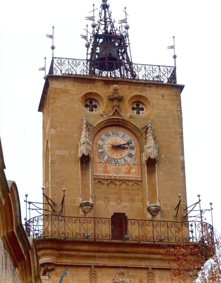 Aix-en-Provence : Tour de l'Horloge