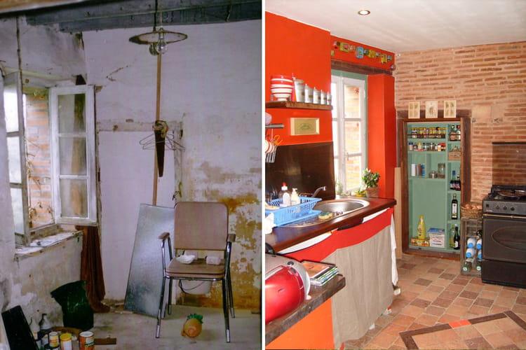 une ancienne ferme dans le sancerrois. Black Bedroom Furniture Sets. Home Design Ideas