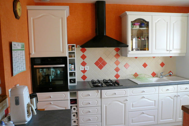 Une cuisine r nov e for Les cuisines amenagees