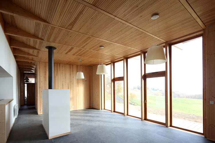 Une maison bioclimatique palmar s 2013 du prix national de la construction - La maison bioclimatique ...