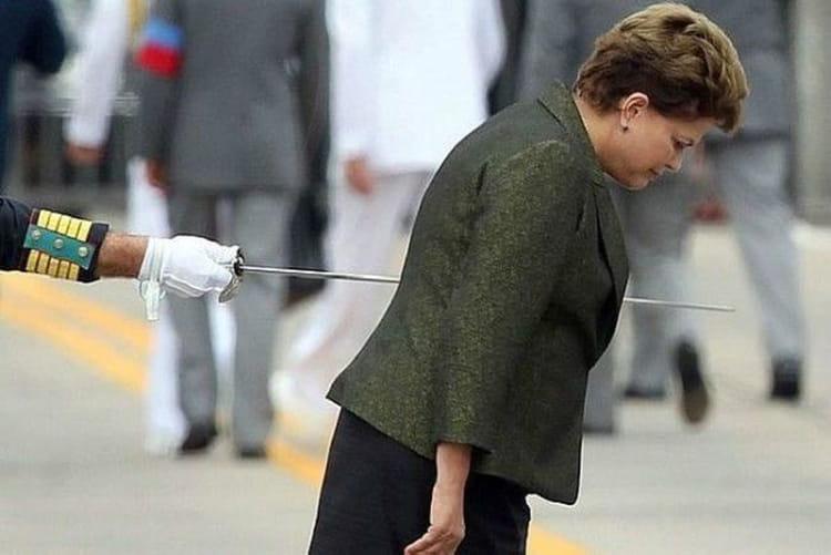 Illusion coup d'épée